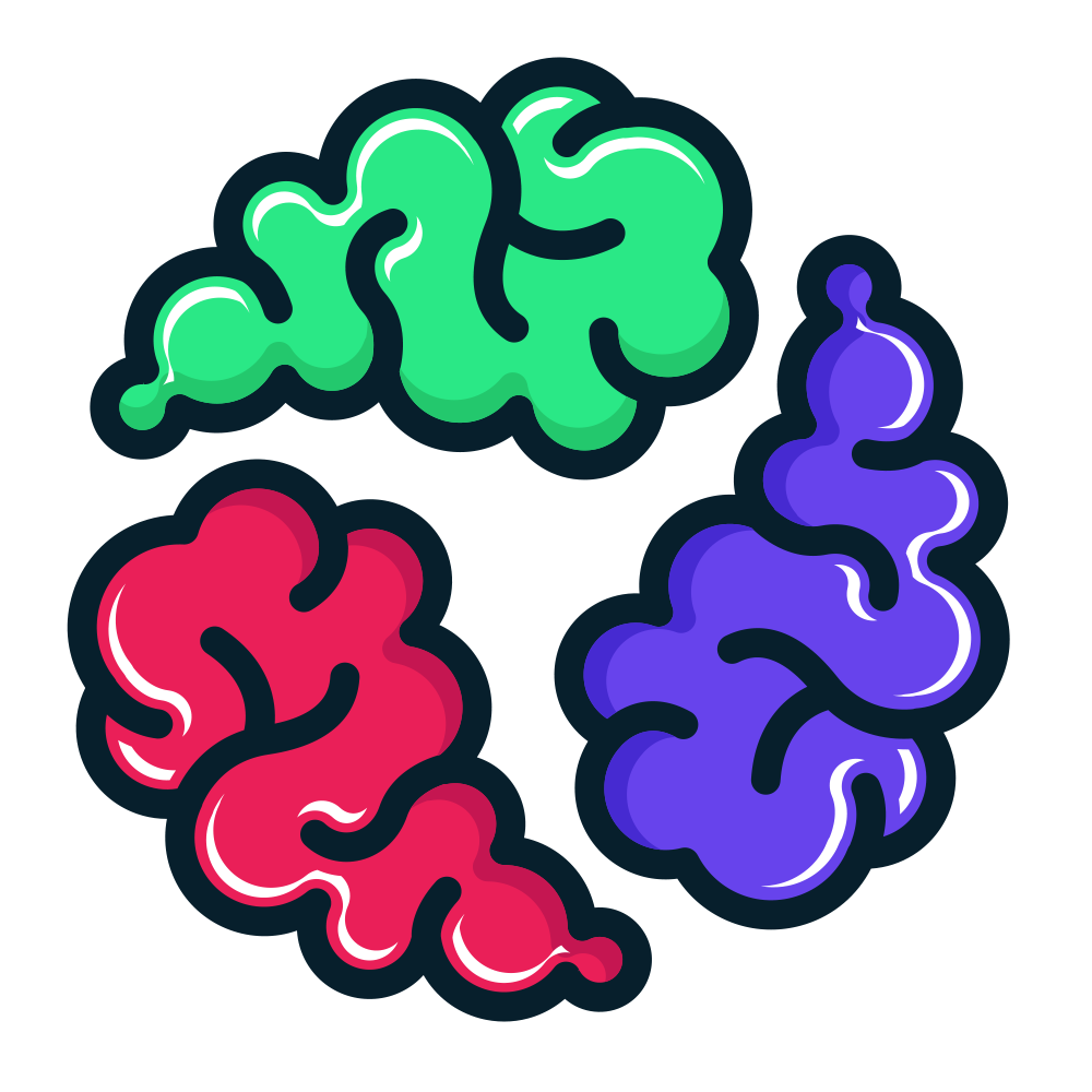True Brains Logo